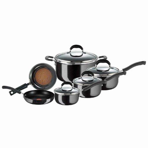 T-fal E9380864 Professional Total Non-Stick 12.5' Saute Pan