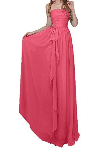 TOSKANA BRAUT - Vestido - trapecio - para mujer Wassermelone