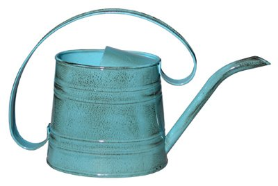 robert-allen-mpt01505-danbury-metal-watering-can-surf-light-blue
