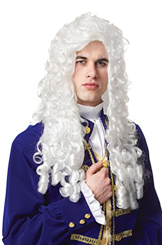 Handel Costume (Nobleman Wig Costume Accessory)