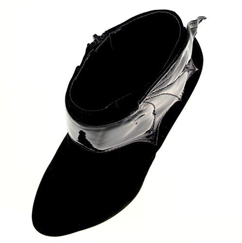Damenschuhe (High-heels) IRON FIST - Night Walker Black IFW05087