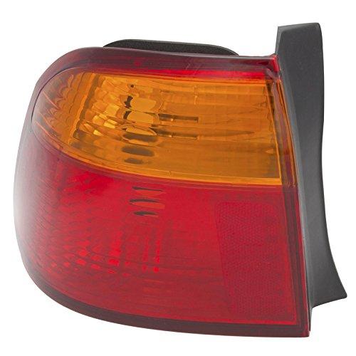 99 civic sedan tail lights - 3