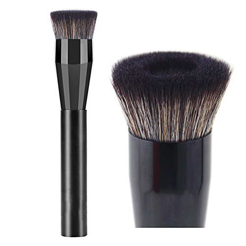vela.yue Pro Liquid Foundation Brush for Natural Flawless Look - Flat Perfecting Face Brush