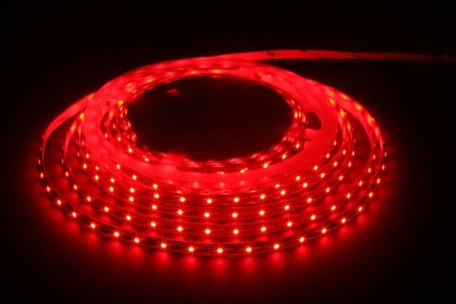 Red led strip lighting kit includes power supply and 1m starter red led strip lighting kit includes power supply and 1m starter led tape aloadofball Gallery