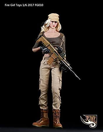 "1//6 Summer Tactical Military Outfits Set 12/"" For Hot Toys Phicen Female Figure"