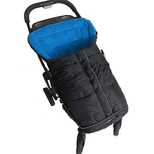 Extendable Baby Bunting Bag Adaptable for Universal Strollers