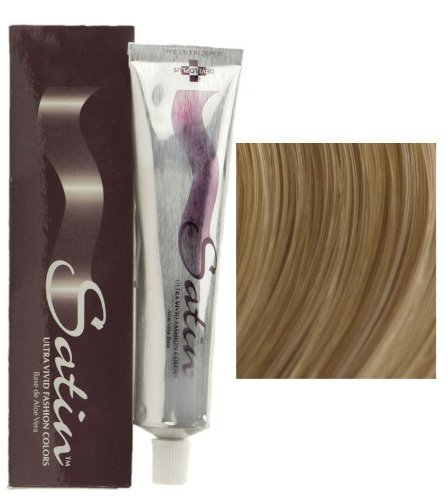 Satin Hair Color (8N) (Shade Cream Satin)