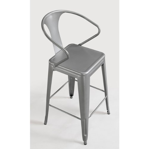 tabouret silver with back 30 inch bar stools set of 2 home and barstool store