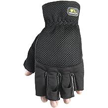 Wells LamontFingerless Gloves, Sport Utility, Large (836L)