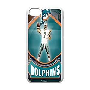 NFL Miami Dolphins For iPhone 5C Phone Cases GCD16953