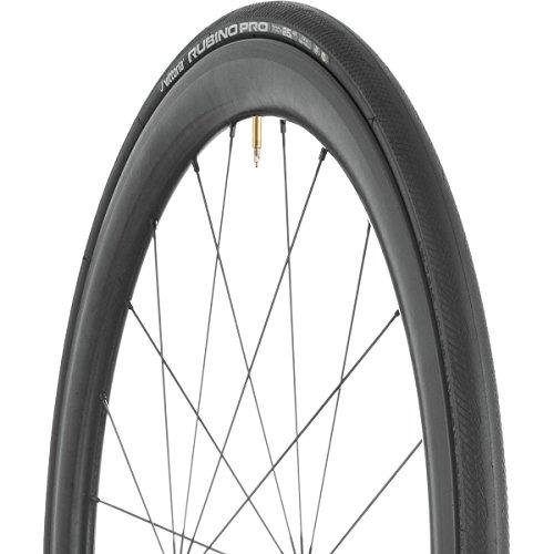 Vittoria Rubino Pro IV G+ Folding Bead Tire 700x25c Black Duo Pack - 2 - Bike Pro Road Tire