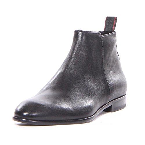 Hugo Boss Dressapp_zipb_gr Laarzen Schoenen 7,5 M Ons Mannen