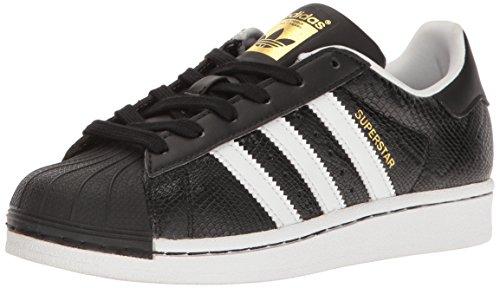 adidas Originals Kids Superstar Reptile J Sneaker