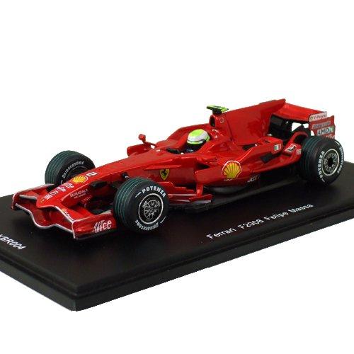 フェラーリ F2008 08 日本GP#2 F. Massa (1/43 KBR004) 完成品 B002JND1X4