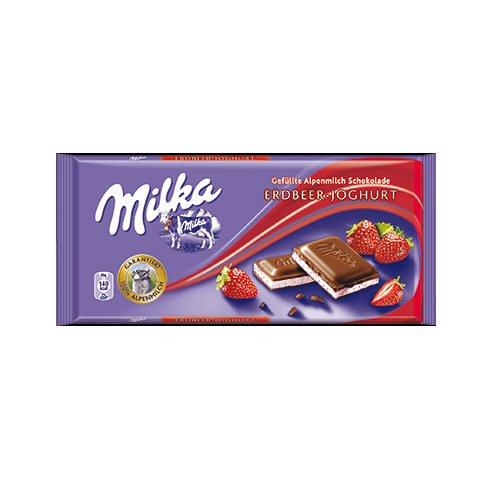 Erdeer-Joghurt (Strawberry)