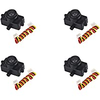4 x Quantity of Walkera Rodeo 150 150-Z-21(B) Mini Camera 600TVL Black FPV Video