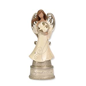 Enesco Legacy of Love from Enesco Angel Confirmation Figurine, 4.57-Inch