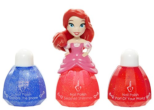 Disney Princess Little Kingdom Makeup Set - Ariel (Se distribuye desde el Reino Unido): Amazon.es: Juguetes y juegos