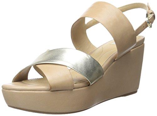Sandali e infradito per le donne, color Bianco sporco , marca GEOX, modelo Sandali E Infradito Per Le Donne GEOX D THELMA C Bianco Sporco