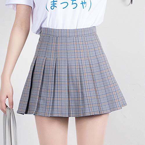 Shengdasm Mini Falda de Las Mujeres japonesas Lindos Uniformes ...