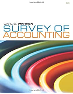 Amazon engineering fundamentals an introduction to engineering survey of accounting available titles cengagenow fandeluxe Gallery