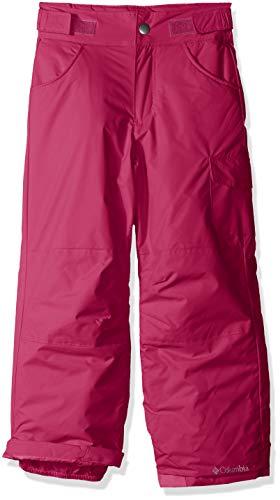 Columbia Girls' Big Starchaser Peak II Pant, Cactus Pink, Small