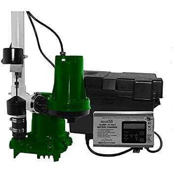 Zoeller 508-0006 Aquanot 508 ProPak53 Preassembled Sump