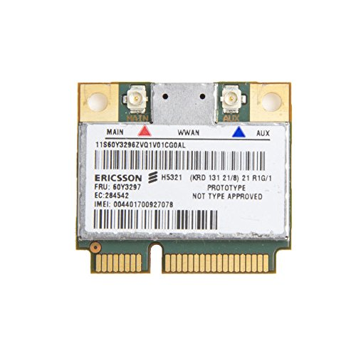 Wireless Lan Card H5321GW for Lenovo X1 Carbon X230 W530 T430 E520 by aPower Plus