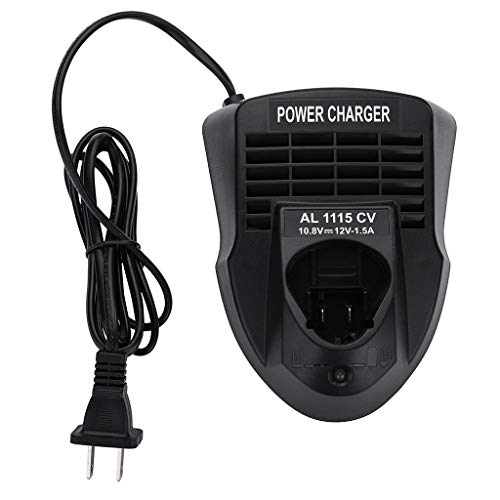 Price comparison product image MChoiceAL1115CV Replacement Li-ion Battery Charger for Bosch 10.8V 12V Power Tools US