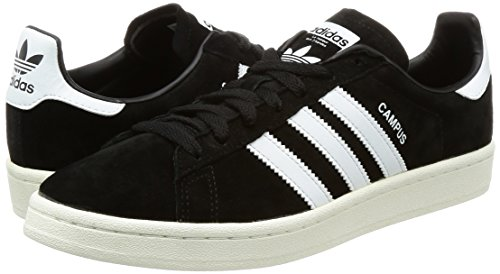 White para Footwear Chalk Campus Zapatillas Core Adidas Black White Negro Hombre xOEFnf8wqA