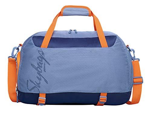 Skybags Hype Grey Gym Bag