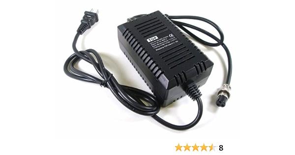 Amazon Com 1le 12 Volt Battery Charger For Gas Scooter Atv Bike 3 Bc02 Automotive