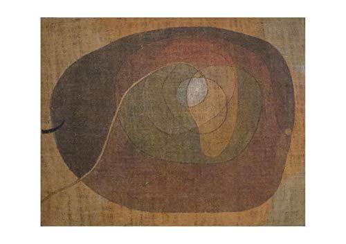 Spiffing Prints Paul Klee - The Fruit - Medium - Semi Gloss - Unframed