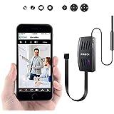 FREDI WIFI Spy Camera Mini Wireless Small Camera 1080P Nanny Camera with Motion Detection for Home Office