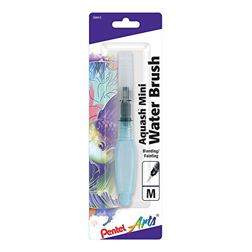 Pentel Arts Aquash Water Brush - Mini (Pentel Mini)