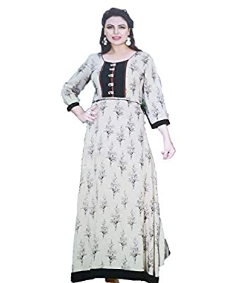a8235a81cca3 ANTRA Designer Casual Wear Long Kurtis for Women or Girls