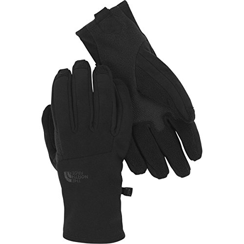 North Face Windwall Etip Glove TNF Black X-Large