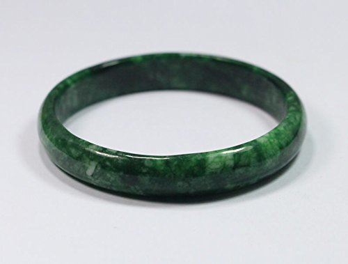 women-nature-dark-green-white-jadeite-jade-gems-bracelet-bangle-size-65mm