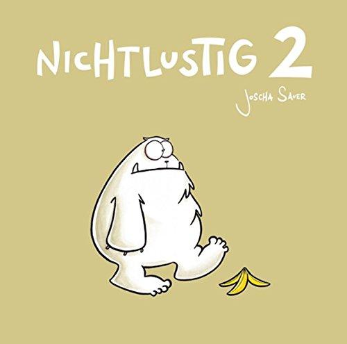 Nichtlustig 2 (Englisch) Gebundenes Buch – 22. März 2004 Joscha Sauer Carlsen 3551773920 Belletristik