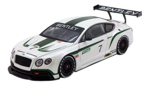 1/43 ベントレーコンチネンタル GT3 モンディアル・ド・ロトモビル 2012 TSM134301