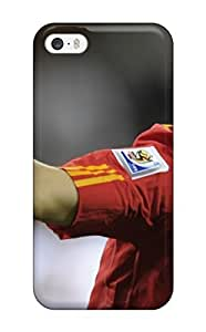 Hot David Villa First Grade Tpu Phone Case For Iphone 5/5s Case Cover by lolosakes