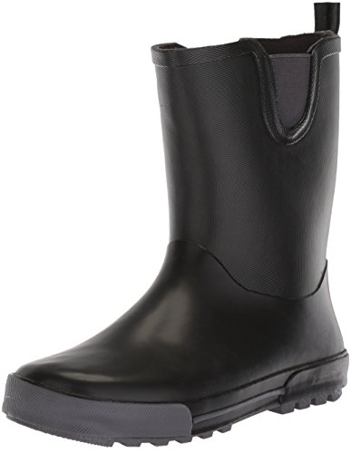 Kamik Baby Rainplay, Black/Charcoal, 8 M US Toddler