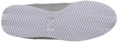 Nike Cortez Basic Jewel, Scarpe da Ginnastica Basse Uomo Grigio (Dust/Black-white)