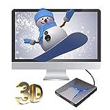 External Bluray DVD Drive, MthsTec USB 3.0 and