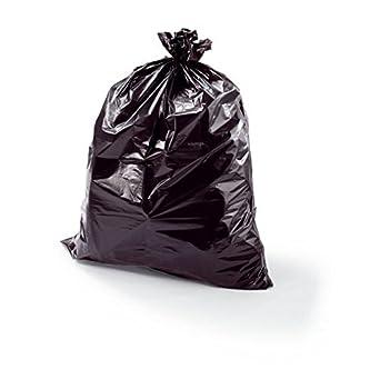 Bolsas Basura Color Negro - 20 kg: Amazon.es: Industria ...