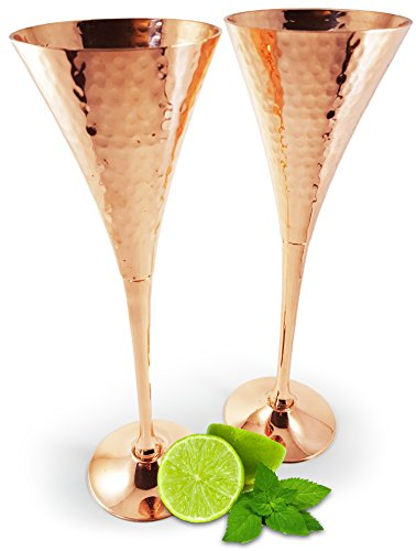 Mule Champagne Appetizers Toasting Kamojo