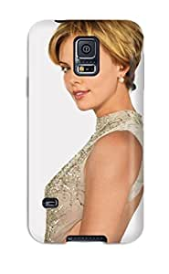 ZippyDoritEduard OqtrioQ5629aumPc Case Cover Skin For Galaxy S5 (charlize Theron 185)