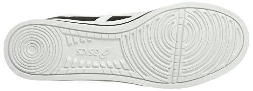 White Asics Tempo Nero da Classic Ginnastica Scarpe Uomo Black wHZqaw48x