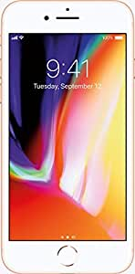 "Apple iPhone 8 4.7"", 64 GB, Fully Unlocked, Gold"