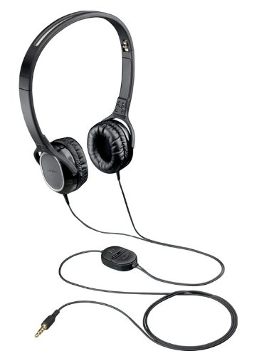 Price comparison product image Nokia WH-500 - Headset ( ear-cup ) - black